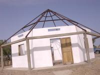Construction de Koar