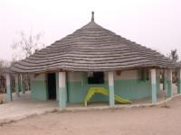 Première construction à Saal