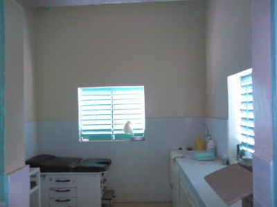 Maternité de Ndoss après rénovation