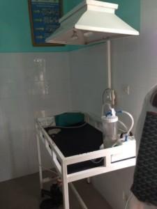 La maternité de Passy rénovée